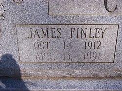 James Finley Cox