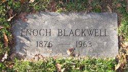 Dr Enoch Blackwell