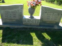 Mary Elizabeth <i>Dorn</i> Burnett
