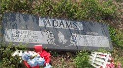 Dorris Clarence Adams