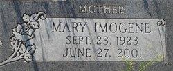 Mary Imogene <i>Sitter</i> Adams