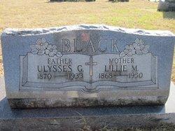 Lillie Mae <i>Hendrickson</i> Black