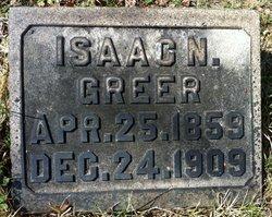 Isaac Newton Greer