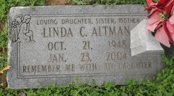 Linda Carol <i>Griffin</i> Altman