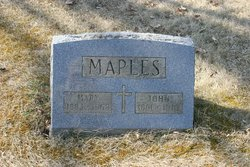Mary <i>Tweedale</i> Maples