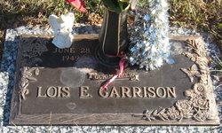 Lois E. Garrison