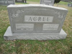 Gracie <i>Coffey</i> Acree