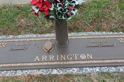 Annie Ruth <i>Goins</i> Arrington