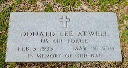 Donald Lee Atwell