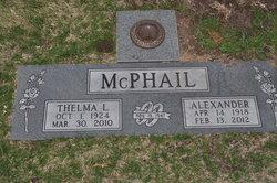 Alexander McPhail