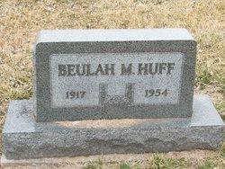 Beulah Monita <i>Allen</i> Huff
