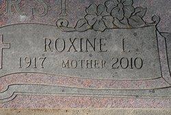 Roxine Idella <i>Padgham</i> Fuerst
