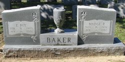 Edward Roy Baker
