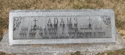 Emma Josephine <i>Neiderer</i> Adams