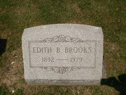 Edith M <i>Byers</i> Brooks