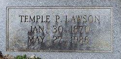 Temple P. Lawson