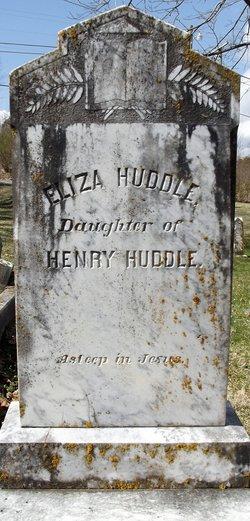 Eliza Jane Huddle