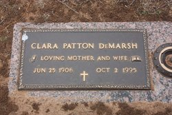 Clara Patton DeMarsh
