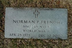 Norman P French