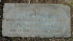 Melvin Frederick Columbia