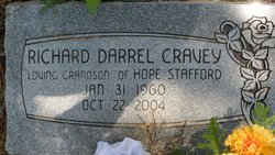 Richard Darrel Cravey