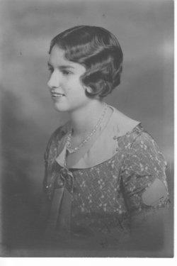 Helen Mercedes <i>Wilson</i> Spann