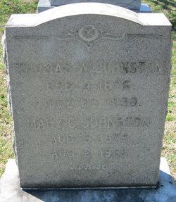 Thomas Willis Johnston