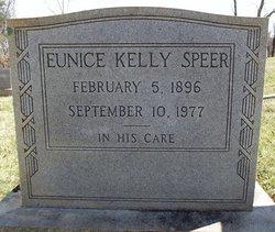 Eunice Tibbett <i>Kelly</i> Speer