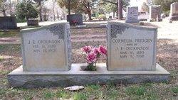 Martha Cornelia <i>Pridgen</i> Dickinson