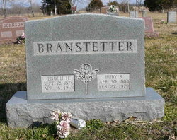 Enoch Hall Branstetter