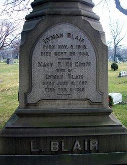 Lyman Blair
