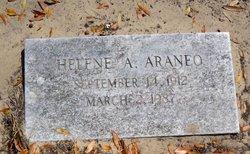Helene A <i>Fitzpatrick</i> Araneo