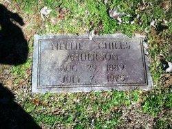 Nellie Zion <i>Chiles</i> Anderson