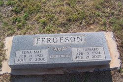 Edna May Fergeson