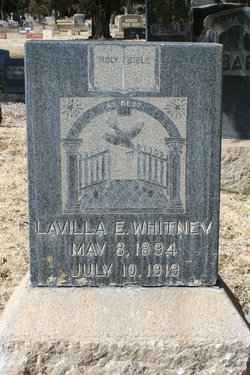 Lavilla Ellen Whitney