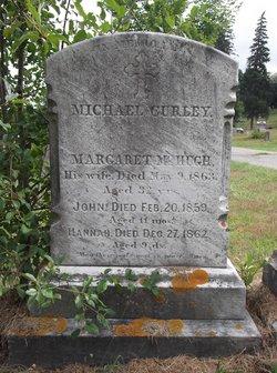 Margaret <i>McHugh</i> Curley