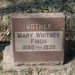 Mary Whitney Finch