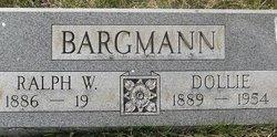 Ralph W Bargmann