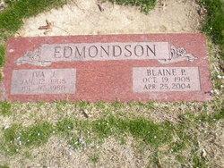 Blaine Plummer Edmondson