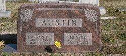 Margaret J <i>Panter</i> Austin