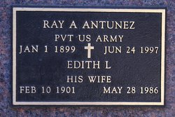 Ray A Antunez