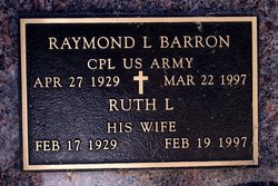 Ruth Lillian <i>Story</i> Barron