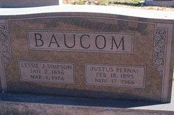Justus Pernay Baucom