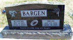 Blanche Marie <i>Wood</i> Bargen