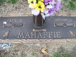 Paul James Mahaffie
