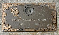 Dorothy M <i>Kashner</i> Adams