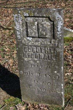 Dorothy McDonald
