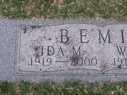 Ida Mae <i>Bridgewater Bemis</i> Bledsoe