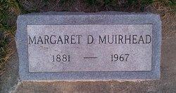 Mrs Margaret Drynan Maggie <i>Dodd</i> Muirhead