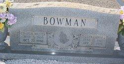 Evelyn Lanora Bowman